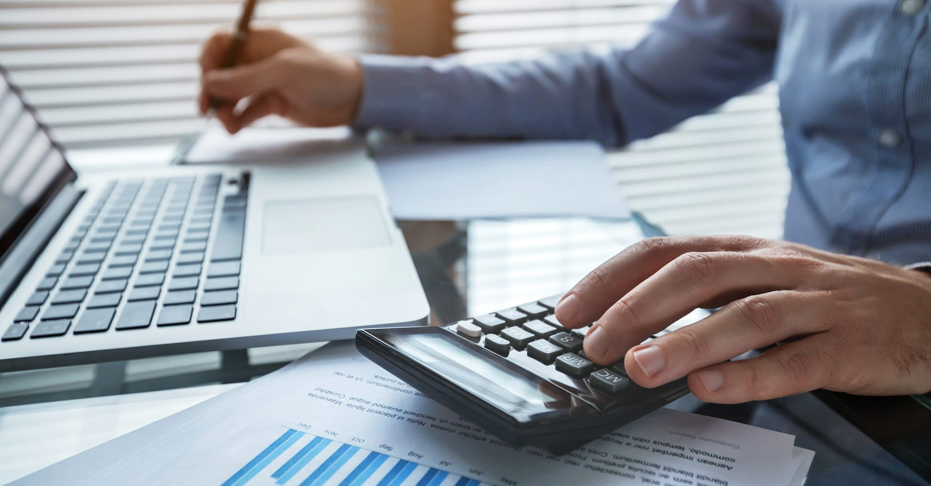 Cost Analysis with Computer and Calculator