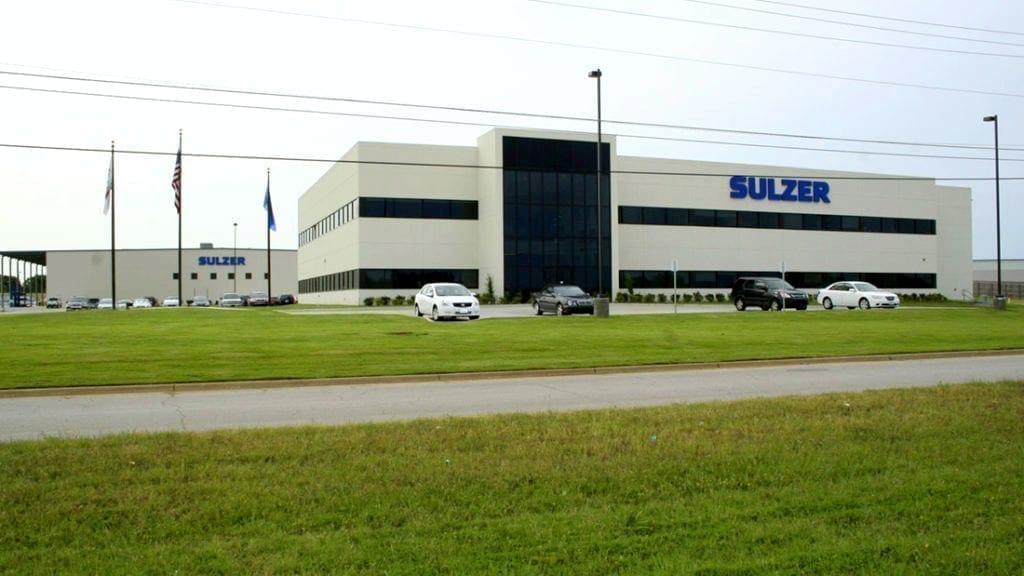 Sulzer Chemical Exterior